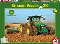 Schmidt Puzzel: Tractor John Deere