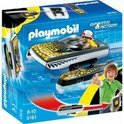 Playmobil Click & Go Croc Speeder - 5161