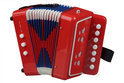 Accordeon - Rood