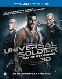 Universal Soldier: Day Of Reckoning (3D Blu-ray)