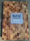 Butler Hakblok - beukenhout - kops - 60x40x6 cm