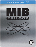 Men In Black Trilogy (Blu-ray Steelbook)