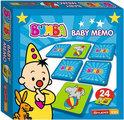 Bumba Memospel - Baby - Kaartspel