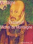 Essays of Michel De Montaigne (ebook)