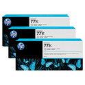 HP 771C - Inktcartridge / Licht Grijs / 3 Pack