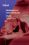 Van Dale Middelgroot woordenboek Duits-Nederlands