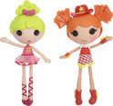 Lalaloopsy Workshop Dubbelset Ballerina& Cowgirl - Mode Pop