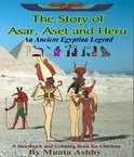 The Story of Asar, Aset and Heru (ebook)