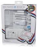 Playfect 14-in-1 Reis Accessoirepakket Wit 3DS + Dsi + DS Lite