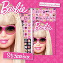 Barbie Stickerbox 500 Stickers + Album