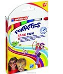 Funtastics kinderviltstift 14-05 geel