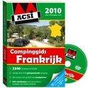 ACSI campinggids Frankrijk 2010 + CD Rom