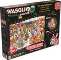Wasgij 10 Kerst 2In1 - Puzzel - 1000 stukjes