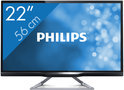 Philips 22PFL4208H - LED TV - 22 Inch - Full HD - Internet TV