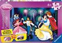 Ravensburger Puzzel - Disney Princess Glansrijke Opkomst 3D (Inclusief 3D bril)