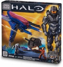 Mega Bloks Halo Orbital Banshee Blitz
