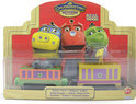 Chuggington Hout - Safari Wagonnen