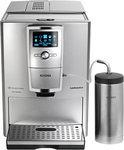 Nivona CafeRomatica 855 Koffie Volautomaat - Zilver