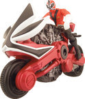 Power Rangers Motor Rood