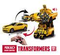 Nikko Transformers Bumblebee Robot - RC auto