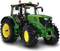 John Deere 6210R Tractor