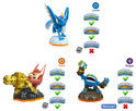 Skylanders Giants Adventure Pack Pop Fizz, Trigger Happy, Whirlwind Wii + PS3 + Xbox360 + 3DS + Wii U