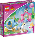 LEGO Duplo Disney Princess Assepoester's Koets - 6153