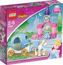 LEGO Duplo Disney Princess Assepoester's Koets - 6153