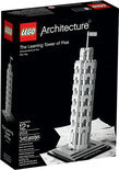 LEGO The Leaning Tower of Pisa - 21015