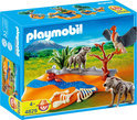 Playmobil Hyena's met Gier - 4829