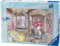 Ravensburger Puzzel - Me to You Cottage