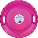 Glijschotel Snow Disc - Roze