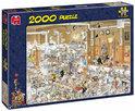 Jan van Haasteren De Keuken - Puzzel - 2000 stukjes