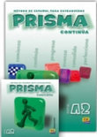 Prisma 2 Continua - Higher Beginner Level A2 - Student Bk + CD