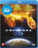 The Universe - Catastrophes That Changed The Planets (3D Blu-ray)