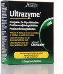 Ultrazyme - 10 tabletten - Lenzenreiniging