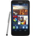 Alcatel One Touch Scribe HD - Zwart - Dual SIM