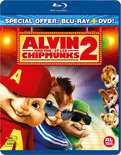 Alvin And The Chipmunks 2 (Dvd + Blu-ray Combopack)