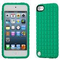Speck PixelSkin - Beschermhoes voor Apple iPod Touch 5 - Malachite Green