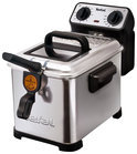 Tefal Filtra Pro Inox & Design 4 L Friteuse FR4048