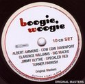 Boogie Woogie-10 Cd Walle