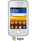 Samsung Galaxy Y (S5360) - Wit - KPN prepaid telefoon