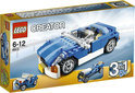 LEGO Creator Blauwe Sportwagen - 6913