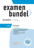Examenbundel havo economie  / 2012/2013