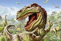 Schmidt Puzzel - T-rex