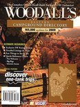 Woodall's Campground guide Eastern America 2009