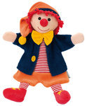 Sterntaler Clown Knuffel