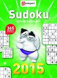 Sudoku scheurkalender 2015