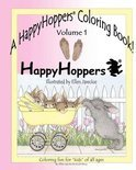 Happyhoppers (R) Coloring Book - Volume 1