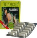 Vitaforce Paardenmelk Huid 60 Cap
